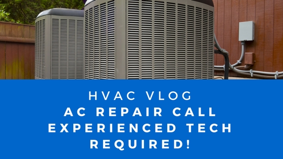Complicated AC repair Sacramento