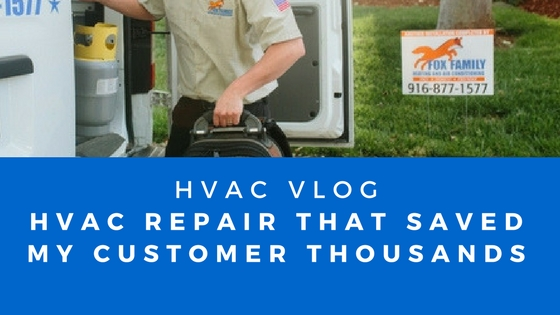 HVAC repair Citrus Heights